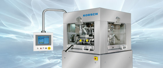 Korsch AG: Tablet Presses for Food and Confectionary